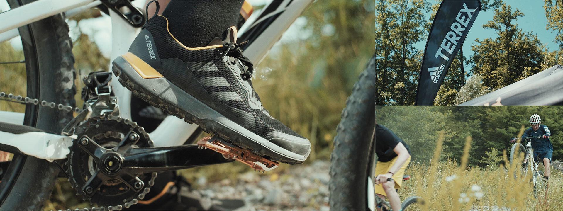 werbeagentur heidelberg - continental adidas terrex video snippets 1